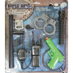 Kids Role Play Accessort Set  Police 3+