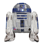 AirWalker R2D2 Foil Balloon P93 Packaged 86 x 96 cm