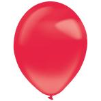 "50 Latex Balloons Decorator Crystal Magenta 35 cm / 14"""