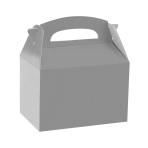 Party Box Silver Paper