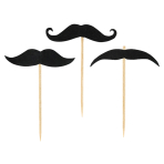 20 Party Picks Moustache