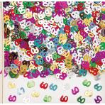 Confetti 60 Multicolour Foil 14 g