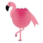 Lantern Flamingo Shaped Paper 25 cm