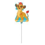 "Mini Shape ""Lion Guard"" Foil Balloon, A30, bulk"