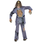 Adult Costume Zombie Corpse Size M/L