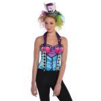 Suspenders Mad Hatter One Size