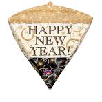 Diamondz New Year Sparkle FoilBalloon G20 Packaged