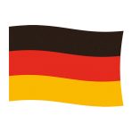 Flag Germany Fabric 300 x 500 cm