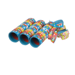 3 Streamers Boys Rockets & Stars Paper 1.4 x 400 cm