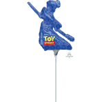 MiniShape Toy Story 4 Bo Peep Foil Balloon A30 Airfilled