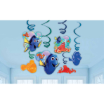 Swirl Decoration Finding Dory