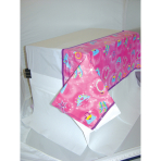 Tablecover Princess Plastic 137 x 243 cm