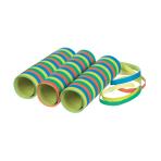 3 Streamers Stripes Flame Retardant Paper 0.7 x 400 cm