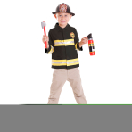 FIREMAN ROLE PLAY SET