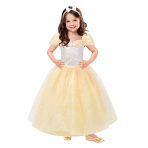 Girl's costume Corolle Golden Glitters 5-7 years