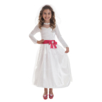 Girls' Costume Barbie Bride 3 - 5 Years