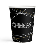 8 Cups Elegant Wishes Paper 250 ml