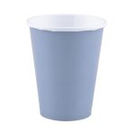 20 Cups Pastel Blue Paper 266 ml