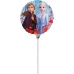 """4"""" Frozen 2 Foil Balloon A20 air-filled"""