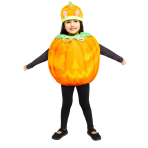 Child Costume Peppa Pumpkin Tabard Age 3-4 Years