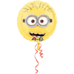 Standard Despicable Me Foil Balloon S60 Packaged 43 cm