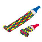 2 Blowouts Jumbo Plastic / Paper 40 cm