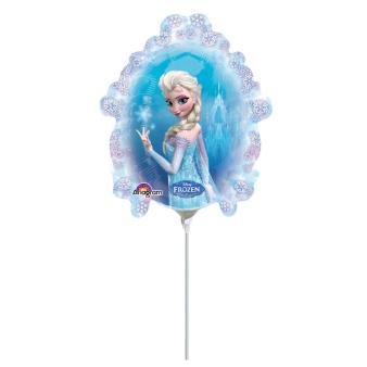 Mini Shape Frozen Foil BalloonA30 Air Filled