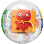 Orbz Ugly Dolls Foil Balloon G40 Packaged 38cm x 40cm