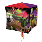 Cubez Teenage Mutant Ninja Turtles Foil Balloon G40 Packaged38 x 38 cm