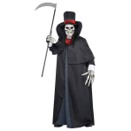 Adult Costume Dapper Death Size M/L