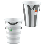 8 Cups Kicker Party Paper 250 ml