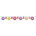 Garland Happy Easter Paper 304 cm