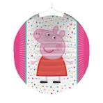 Lantern Peppa Pig Paper 25 cm