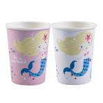 8 Cups Be a Mermaid Paper 250 ml