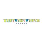Jumbo Letter Banner with Mini Banner SpongeBob 320cm