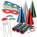 Party Kit Paper 20 pieces