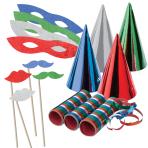 Party Kit Paper 20 pieces