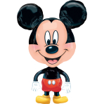 AirWalker Mickey Foil Balloon P60 Packaged 53 x 76 cm