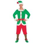 Adult Costume Elf Size L