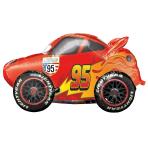 """AirWalker """"Cars 3 - Lightning McQueen"""" Foil Balloon, P93, packed, 104 x 68cm"""