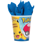 8 Cups Pokemon Core Paper 266 ml