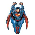 "SuperShape ""Superman"" Foil Balloon, P38, packed, 58 x 86cm"