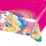 Tablecover Barbie - Dreamtopia Plastic 120 x 180 cm