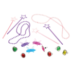 Favour Set My Princess Plastic 24 Pieces