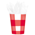 8 Cups Picnic Party Papier 266ml