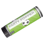 2 Party Popper Kicker Party Plastic / Paper 15 cm