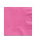50 Napkins Bright Pink 33 x 33 cm