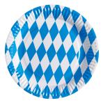 8 Plates Oktoberfest 23 cm