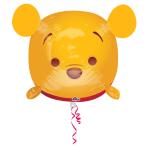 "Ultrashape ""Pooh"" Foil Balloon, P60, packed, 30 x 48 cm"