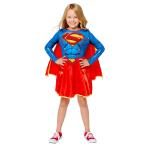 Child Costume Sustainable Supergirl 8-10 yrs